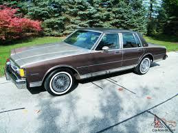 Caprice Classic Sedan 4-Door