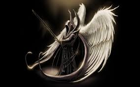 219 Angel Warrior HD Wallpapers   Background Images - Wallpaper Abyss