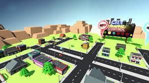 City Traffic Control - VR Game Trailer ...