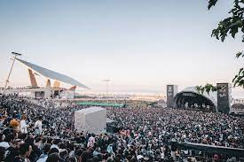 The two weekends will take place at the parc del fòrum, while in the intervening week, june 5th through 8th, there will be an array of shows at venues around barcelona. Dua Lipa Megan Thee Stallion Gorillaz The Strokes The National Lorde Here Are The All The Artists Playing Primavera Sound Festivals In 2022 Nialler9