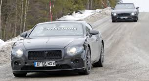 2018 bentley models. perfect 2018 bentley carmaker is currently testing out the new continental gt and its  sibling gtc both models getting their piece of actions in snow and 2018 bentley