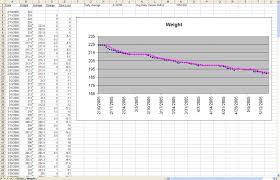 Weight Loss Tracking Online Weight Loss Tracking Spreadsheet Csserwis Org