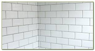 grout colors for white tile white subway tile with white grout white beveled subway tile dark