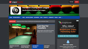 Pool Scheduling Pool Online Results And Statistics Leaguerepublic