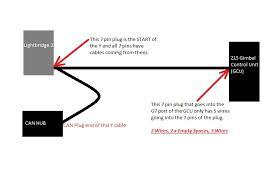 lightbridge 2 different problems dji forum lb2 gimbal cable jpg