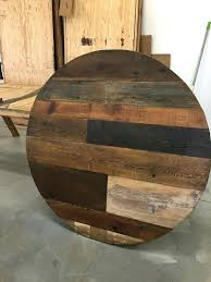 60 round table tops outstanding round dining table table top wood variety reclaimed wood plank throughout 60 round table tops 60 round table top wood