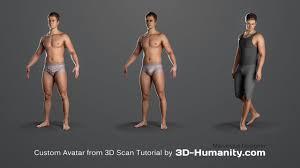 Marvelous Designer 5 Free Download Marvelous Designer Custom Avatar From 3d Scan Tutorial