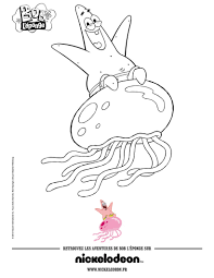Small Picture Patrick Star Coloring Page Fabulous Spongebob Patrick Coloring
