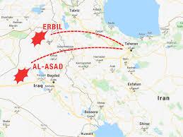 Iran lancia offensiva contro gli Usa: colpite due basi in ...