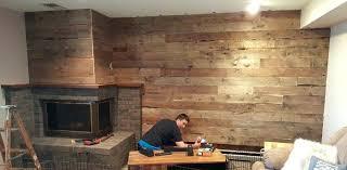 diy barnwood wall last board wall diy barnwood accent wall