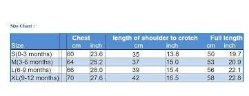 0 3 Months Size Chart Newborn Baby Winter Warm Padded Clothes Baby Girls Boys Winter Thick Outfits