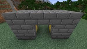 how to build doors minecraft
