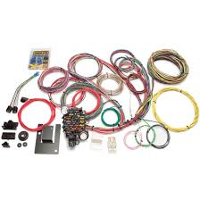 painless wiring direct fit wiring harnesses shipping painless wiring 20106 1955 57 chevy 28 circuit wiring harness