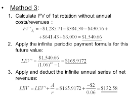 Periodic Payment Formula Overview Of Financial Analysis Ppt Video Online Download