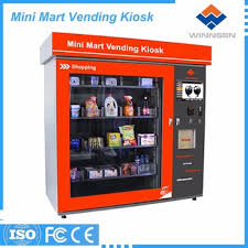 Touch Screen Vending Machine Japan Awesome Bread Vending Machine Snack Drink Bigsize Goods Selling Machine