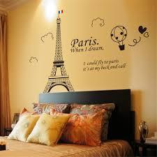 Paris Wallpaper For Bedroom Popular Paris Decor For Bedroom Buy Cheap Paris Decor For Bedroom