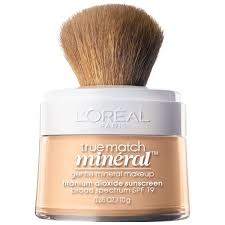 l oréal paris true match loose powder mineral foundation light ivory