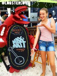 The Quick's Hole Lobster Meets a Few New Yorkers | the Quicks Hole wicked  blog