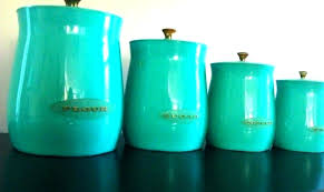 turquoise canisters turquoise kitchen canisters turquoise kitchen canister set rustic kitchen canister set kitchen canister sets
