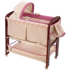Modern Wood Bassinet Baby Cradle Design