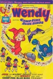 Wendy the Good Little Witch - Wikipedia