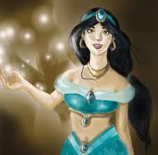 Princess Jasmine Digital Art by Melody Curran