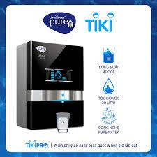 Máy Lọc Nước Pureit Ultima Lọc Nguyên Khối Tích Hợp Công Nghệ RO + UV + MF  - Hàng chính hãng