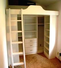 loft bed with closet loft beds with closets underneath beds wall beds custom closets and bedrooms loft bed with closet