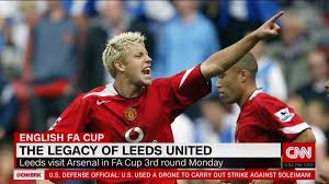 Former footballer Alan Smith reflects on life at Leeds and his big move to  Man United - CNN Video