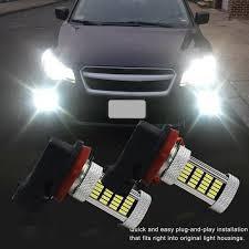Audi A3 8v Fog Light Bulb Details About 2ps H11 50w Cree Xenon White Led Fog Light Bulbs For Audi A3 8v Error Free L45x2