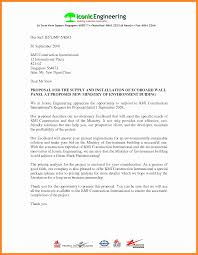 Proposal Letter 24 Sample Proposal Letter To Supply Office Stationery Learning 5