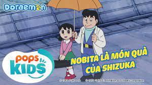 Doraemon S6 - Tập 272: Nàng tiên ống tre của Nobita