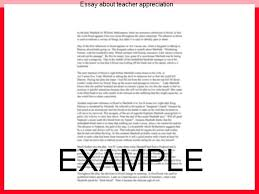 essay about teacher appreciation custom paper service essay about teacher appreciation zkickcom zkickwordpresscom josh