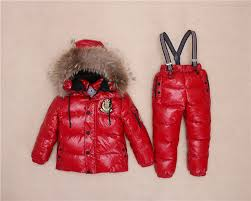 3 7t russian real fur warm children clothing
