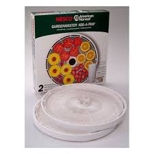 nesco american harvest add a tray for