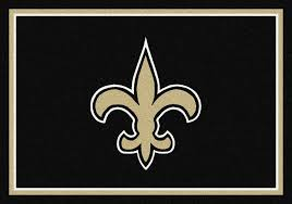 new orleans saints area rug nfl team spirit area rug