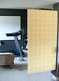 inexpensive room dividers diy low cost room dividers best temporary wall divider ideas on room