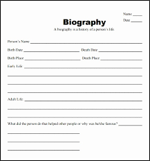 autobiography example template egscv luxury sample of biography   autobiography example template hfrws inspirational essay for unemployment in cheap dissertation methodology