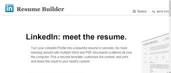 linkedin-resume-builder