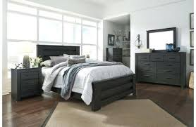 Key Town Bedroom Set Poster Bedroom Set In Dark Charcoal Ashley Key ...