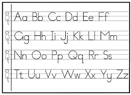 cursive a to z capital letter and small cursive alphabet capital and lowercase letters cursive alphabet