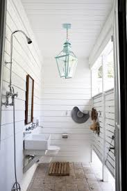 An Outdoor Shower In South Carolina Photograph Courtesy Of Heather A Wilson Architect