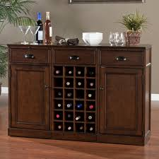 Wine Bar Storage Cabinet American Heritage Natalia Bar Cabinet With Wine Storage Reviews