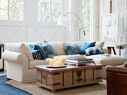 charming industrial pottery barn living
