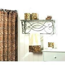 leopard bathroom set safari bathroom set safari bathroom safari print bathroom sets themed accessories bath set