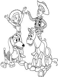 best 10 toy story videos ideas on pinterest toy story nails Mgm Flexible Home Builder Plan toy story woody and jessie with friends coloring for kids
