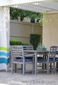diy outdoor living space ideas. diy outdoor living room at tinysidekick.com diy space ideas