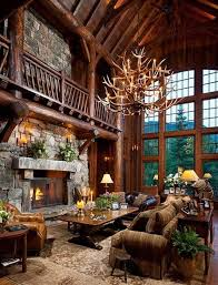 40 rustic country cabin with a stone fireplace for a romantic get away 23