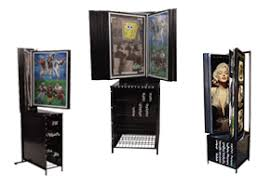Multiple Poster Display Stands SwingPanels Designing and Distributing Frames Displays and 7