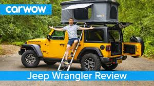<b>Jeep Wrangler</b> SUV 2020 in-depth review   carwow Reviews ...